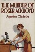 The Murder of Roger Ackroyd (facsimile)