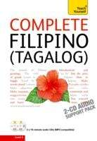 Teach Yourself Complete Filipino (Tagalog). 2 Audio-CDs