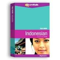 Indonesio. Talk more. CD-ROM interactivo