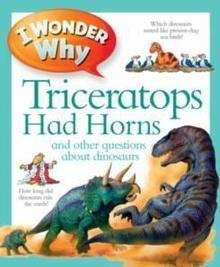 Triceratops had Horns