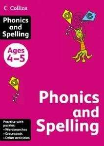 Phonics and Spelling, ages 4-5