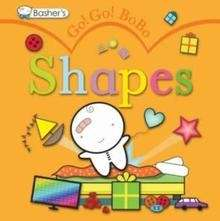 Go! Go! Bobo! Shapes    board book
