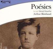 Pasajes Librería Internacional Cd 1 Poésies Rimbaud