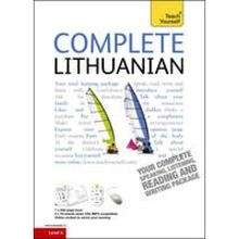 Teach Yourself Complete Lithuanian (Libro+ 2 CDs)