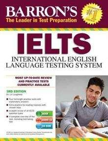 How to Prepare for the IELTS (3rd ed.) + CD-Rom + Cd Audio