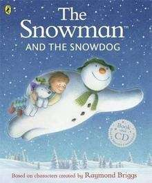 The Snowman and the Snowdog with CD