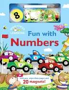 Fun with Numbers  With Pens/Pencils and 20 Magnets  ( Wipe-Clean Learning Books )
