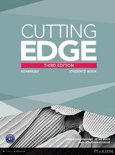 Cutting edge student book + dvd-rom (advanced) by sarah.