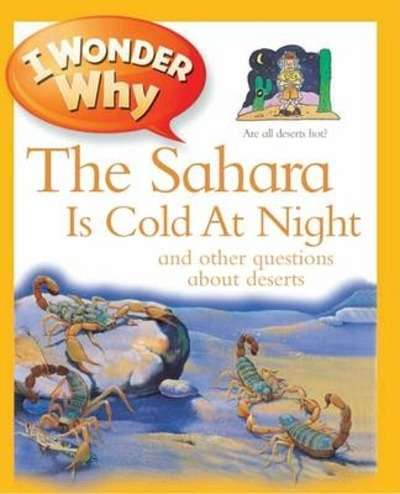 The Sahara is Cold at Night