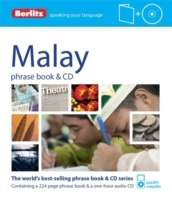 Malay Phrase book and CD
