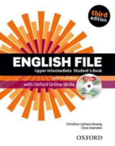 PASAJES Librería internacional: English File Upper