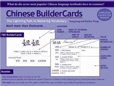 Chinese Builder Cards
