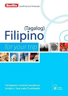 Filipino for your Trip with CD