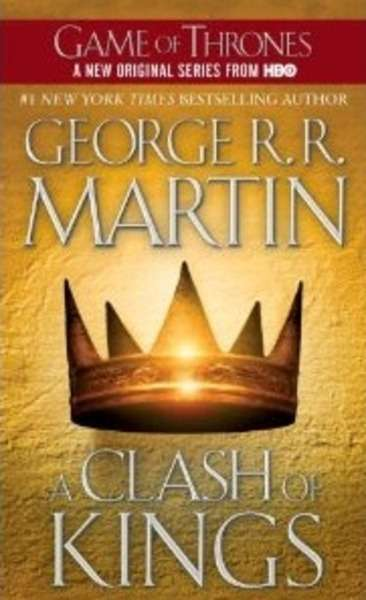 Clash of Kings (A) (book 2)