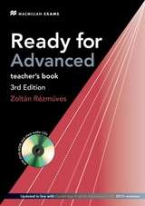 Ready for Advanced (CAE) (3rd Edition) Teacher's Book with Audio CDs x{0026} DVD-ROM