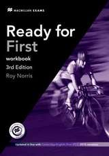Ready for First (FCE) (3rd Edition) Workbook without Key with Audio CD