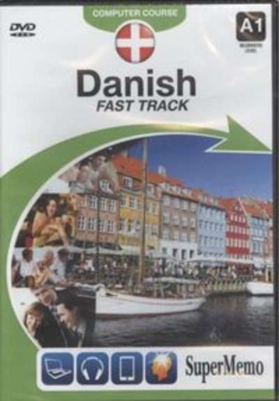 Danish: Fast Track for Beginners A1. DVD-ROM