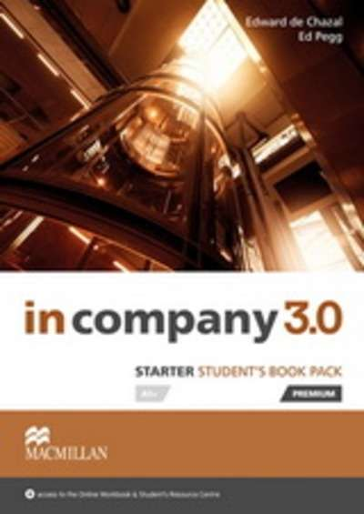 In Company 3.0 Starter. Student's Book with Online Workbook