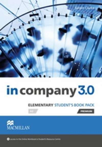 In Company 3.0 Elementary. Student's Book with Online Workbook