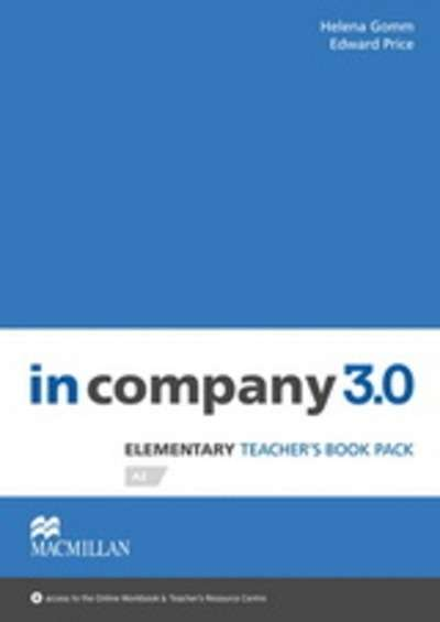 In Company 3.0 Elementary Teacher's Book
