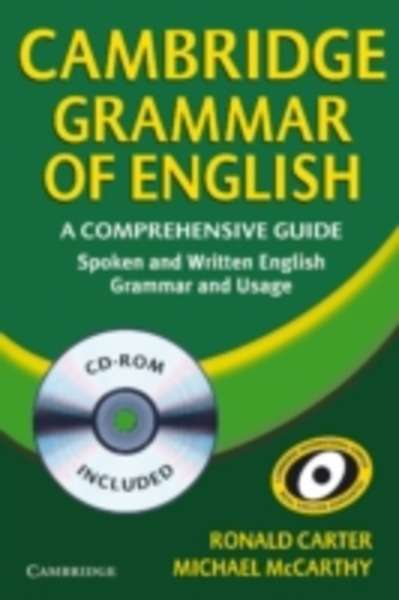 Cambridge Grammar of English + CD-ROM