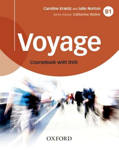 Voyage B1 Student's book + Workbook with Key Pack