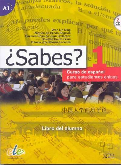 ¿Sabes? 1  (A1) Libro del alumno + 2 Cd-audio
