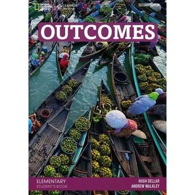 Outcomes Elementary (2nd ed.) Student's Book with DVD and Access Code