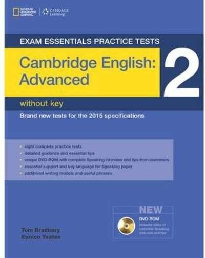 PASAJES Librería internacional: CAE Exam Essential Practice