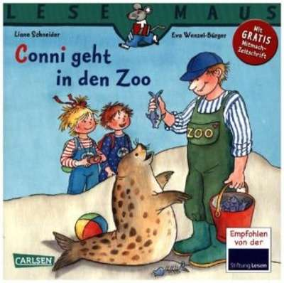 Conni geht in den Zoo