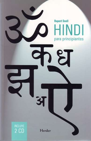 Hindi para principiantes (Libro + 2CD-audio)
