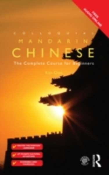 Colloquial Chinese with MP3-Download.