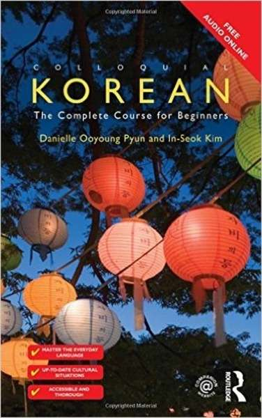 Colloquial Korean with MP3-Download