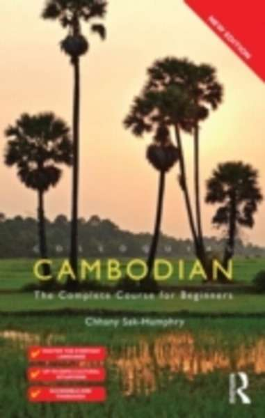 Colloquial Cambodian with MP3-Download