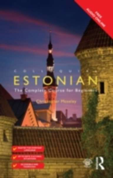 Colloquial Estonian with MP3-Download