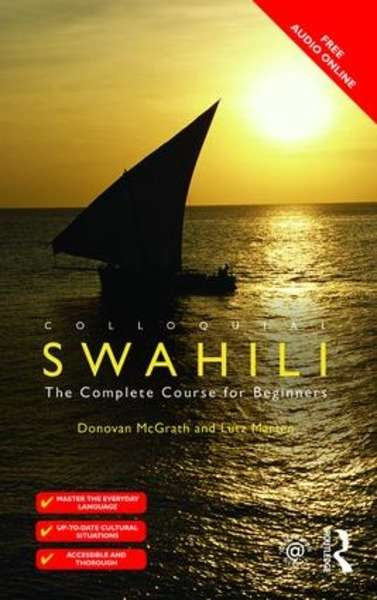 Colloquial Swahili with MP3-Download