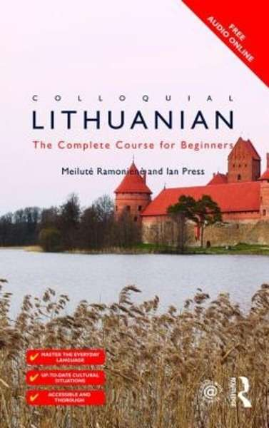 Colloquial Lithuanian with MP3-Download