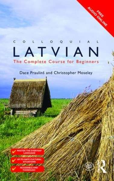 Colloquial Latvian with MP3-Download