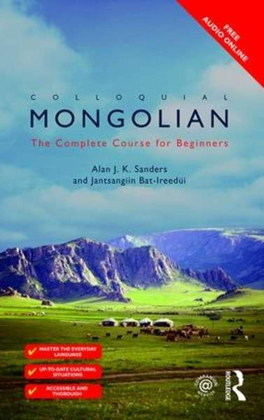 Colloquial Mongolian with MP3-Download