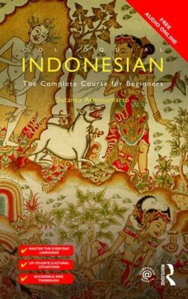 Colloquial Indonesian with MP3-Download