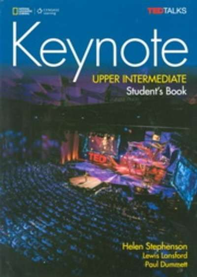 Keynote Upper Intermediate Student's Book with DVD-ROM