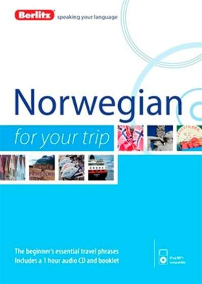 Berlitz Language: Norwegian for Your Trip