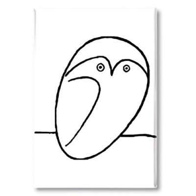 IMÁN Picasso - Owl