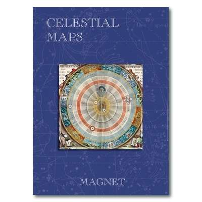 IMÁN Celestial Maps - The Copernican System