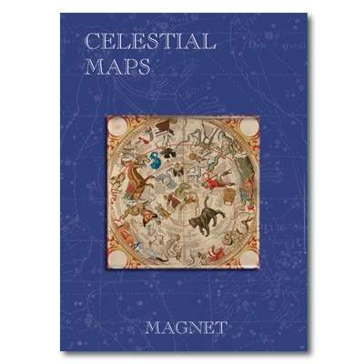 IMÁN Celestial Maps - A Painted Image