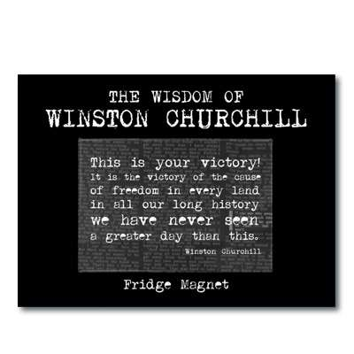 IMÁN Churchill - This is your Victory!