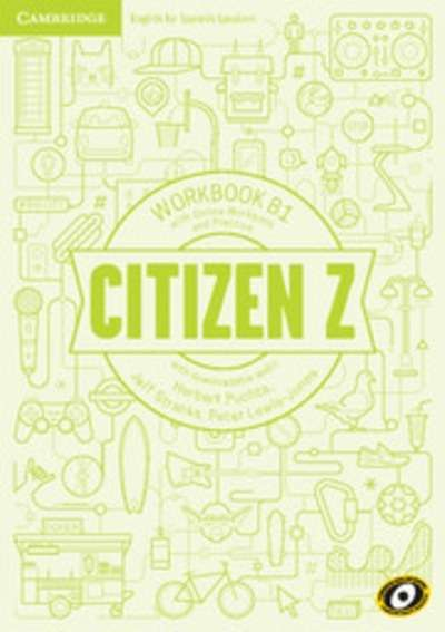 Citizen Z Workbook B1 with downloadable Audio