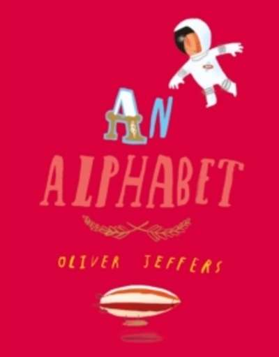 An Alphabet (Board Book)
