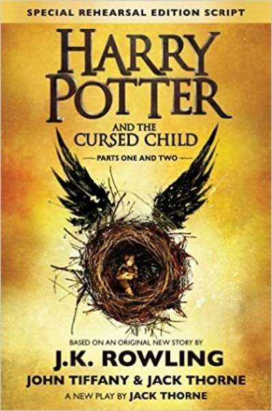 Harry Potter and the Cursed Child - Parts 1-2 (Special Rehearsal Edition Script)