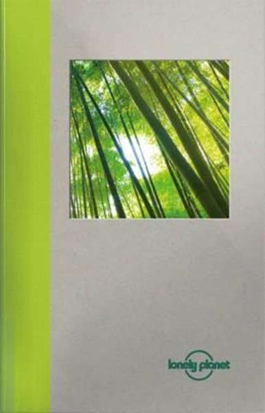 Cuaderno Grande Lonely Planet Green